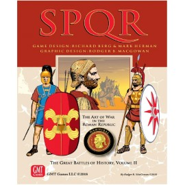 SPQR DELUXE REPRINT: The Art of War in the Roman Republic