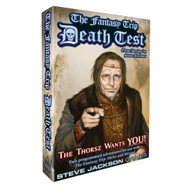 The Fantasy Trip: The Death Test and Death Test 2