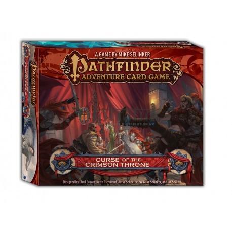 Pathfinder Adventure Card Game: Curse of the Crimson Throne Adventure Path