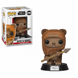 POP 290 Star Wars: Wicket