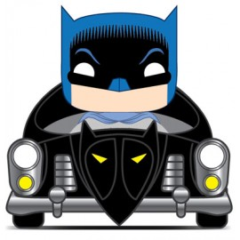 POP Heroes: Batman 80th - 1950 Batmobile