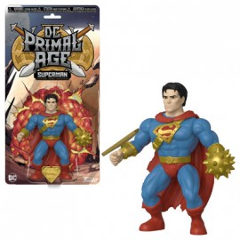 DC Primal Age: Superman action figure