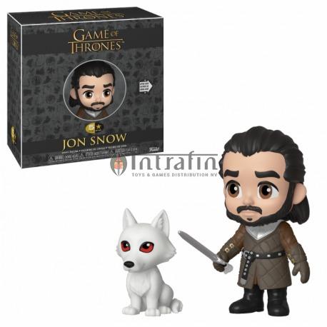 5 Star: a Game of Thrones S10 - Jon Snow