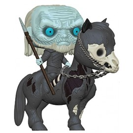 Rides: a Game of Thrones S10 - White Walker on Horse