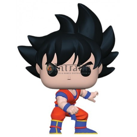 POP Animation: DBZ Goku