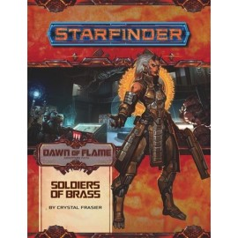 Starfinder Adventure Path: Soldiers of Brass (Dawn of Flame 2 of 6)