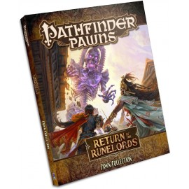 Pathfinder Pawns: Return of the Runelords Pawn Collection