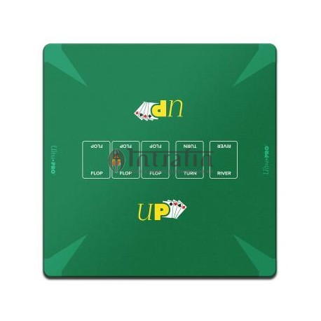 """Poker Playmat - 24"""" x 24"""""""