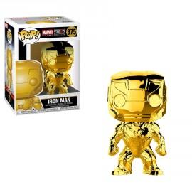 Marvel 375: MS 10 - Iron Man (Chrome)