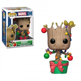 Holiday 399 : Holiday Groot w/ Lights & Ornaments