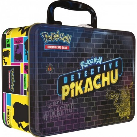 Pokémon Detective Pikachu Collector Chest