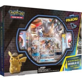 Pokémon Detective Pikachu Greninja GX Case File