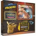 Pokémon Detective Pikachu Charizard GX Case File