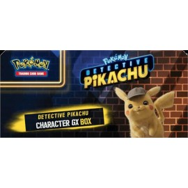 Pokémon Detective Pikachu Character GX Case File