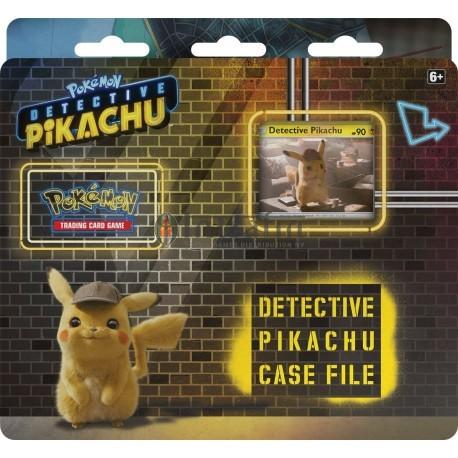 Pokémon Detective Pikachu Case File
