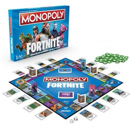 Monopoly Fortnite English