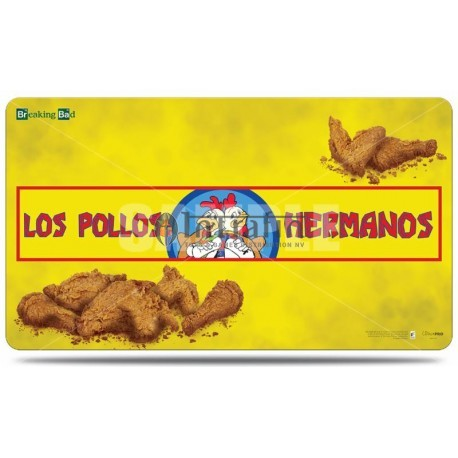 Breaking Bad Los Pollos Playmat with tube