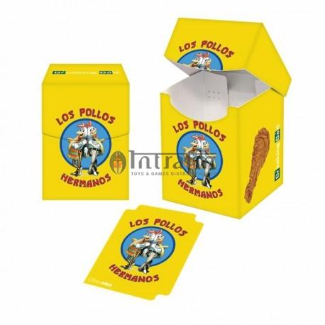 Breaking Bad Los Pollos PRO 100+ Deck Box
