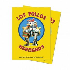 Breaking Bad Los Pollos standard size 100ct Deck Protectors
