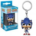 POP Keychain - Games - Sonic - Sonic with Ring
