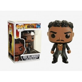 Marvel:386 Black Panther: Killmonger w/ Scars