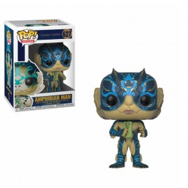 Movies 627 POP - Shape of Water - Amphibian Man w/Card