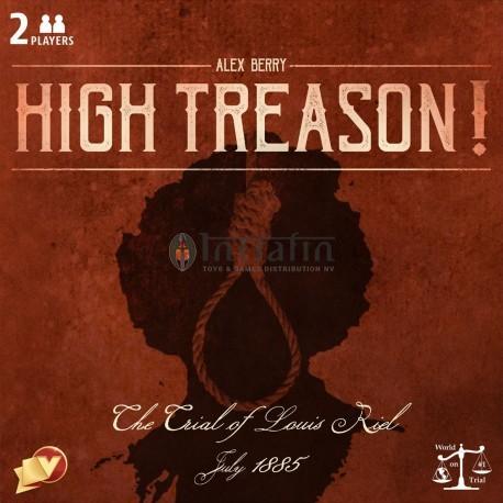 High Treason! (2nd Edition)