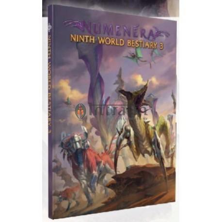 Numenera Ninth World Bestiary 3