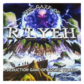 The Gate of R'lyeh