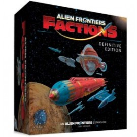 Alien Frontiers: Factions (Definitive)