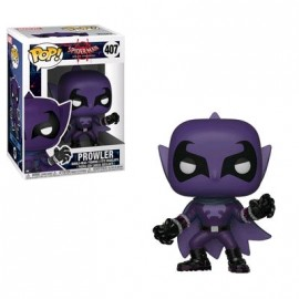 Marvel:407 Spider-Man Animated: Prowler