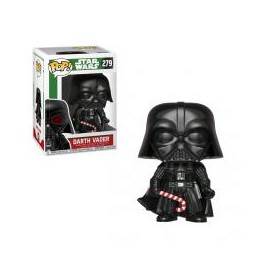 Holiday:279 Star Wars: Holiday Darth Vader w/ Chase