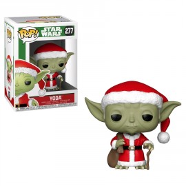 Holiday:277 Star Wars: Holiday Santa Yoda