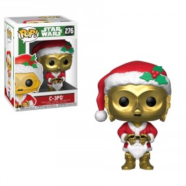 Holiday:276 Star Wars: Holiday Santa C-3PO