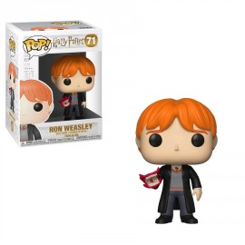Movies HP: 71 - Ron w/Howler