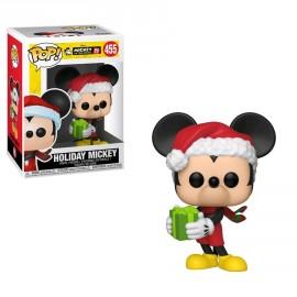 Disney:455 Mickey's 90th - Holiday Mickey