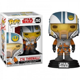 Star Wars 260 POP - The Last Jedi - C'ai Threnalli
