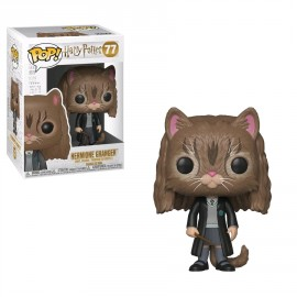 Movies Harry Potter: 77 - Hermione as Cat
