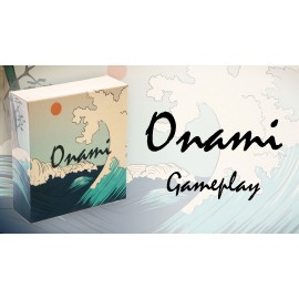 Onami (Boxed Card Game)