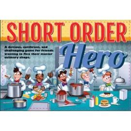 Short Order Hero (Boxed Card Game)
