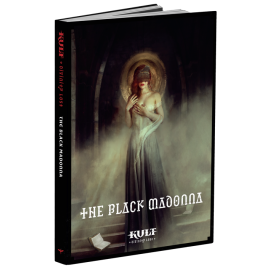 Kult: The Black Madonna (Kult RPG Supp., Hardback)
