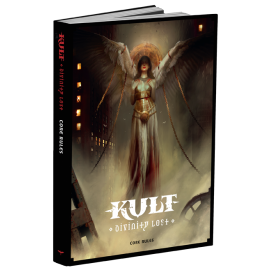 Kult: Divinity Lost (4th Ed. RPG, Hardback)