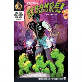 Kids on Bikes RPG: strange adventure vol 1