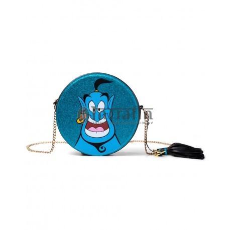 Disney - Aladdin - Genie Round Glitter Shoulderbag