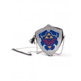 Zelda - Zelda Digital Printed Shield PU Ladies Shoulder Bag