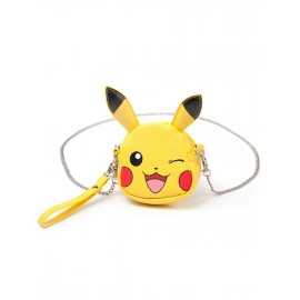 Pokémon - Pikachu Shaped Girls Wallet