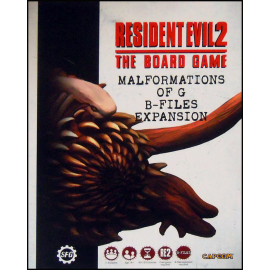 Resident Evil 2: The Board Game - Malformations of G B-Files Expansion