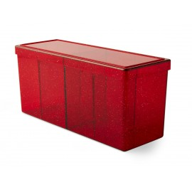 Dragon Shield Storage Box w. Four Comp Ruby