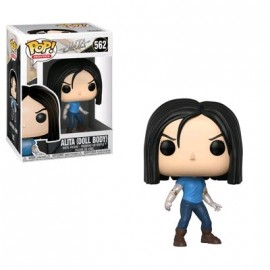 Movies 562 POP - Alita Battle Angel - Alita Doll