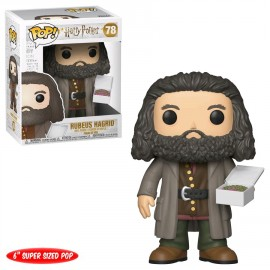 Movies Harry Potter: 78 - Hagrid w/Cake 6""
